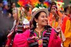 2015 San Francisco Carnival Celebration Stock Afbeelding