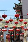 San Francisco Chinatown Fotografie Stock Libere da Diritti