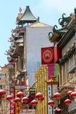 San Francisco Chinatown Lizenzfreie Stockbilder