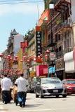 San Francisco Chinatown Fotografia Stock Libera da Diritti