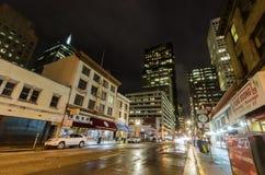 San Francisco Chinatown Images libres de droits