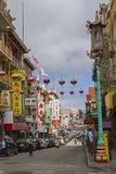 San Francisco Chinatown Stock Image
