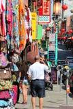 San Francisco Chinatown Stock Photo