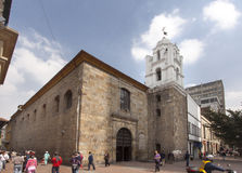 San Francisco Church Bogota Colombia Stock Photos