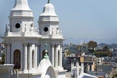 San Francisco Church Royalty Free Stock Image