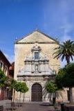San Francisco Church in Cordoba Royalty Free Stock Photography