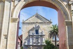 San Francisco Church in Cordoba, Spain Stock Image