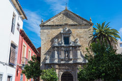 San Francisco Church in Cordoba, Spain Stock Photos