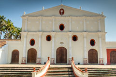 San Francisco church in Granada, Nicaragua Stock Photo