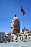 San Francisco Church in La Paz, Bolivia Stock Image