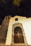 San Francisco Church in Puerto de la Cruz Stock Images