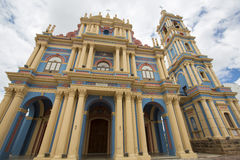 San Francisco Church in Salta province, Argentina Stock Photo