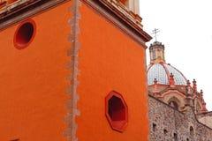 San francisco church, san luis potosi III Stock Image