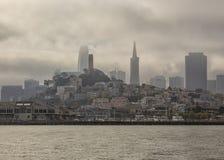 San Francisco City royaltyfria bilder