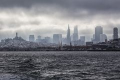 San Francisco City royaltyfria foton