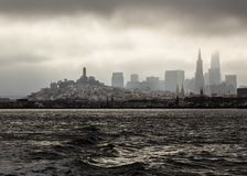 San Francisco City arkivbilder