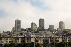 San Francisco city Royalty Free Stock Photo