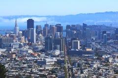 San francisco. This is the city of San Francisco, California Stock Photo