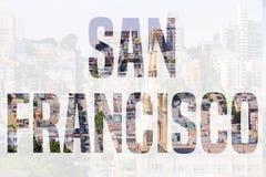 San Francisco city Stock Image