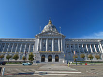 San Francisco City Hall Stock Image