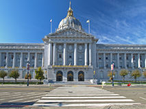 San Francisco City Hall Royalty Free Stock Photo