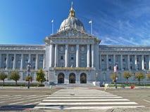 San Francisco City Hall Royalty Free Stock Photo