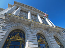 San Francisco City Hall Royalty Free Stock Photos
