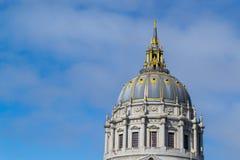 San Francisco City Hall imágenes de archivo libres de regalías