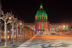 Free San Francisco City Hall Stock Images - 17821824