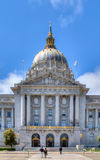 San Francisco City Hall Immagine Stock