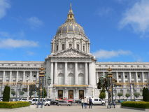 San Francisco City Hall Stock Photo