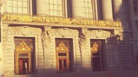 San Francisco City Hall lizenzfreies stockbild