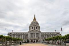 San Francisco City Hall Entrance Imagen de archivo