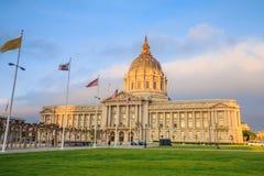 San Francisco City Hall Stock Photo