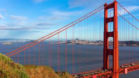 San Francisco City - horizon de la ville de San Francisco image libre de droits