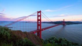 San Francisco City - Horizon van de stad van San Francisco royalty-vrije stock foto's