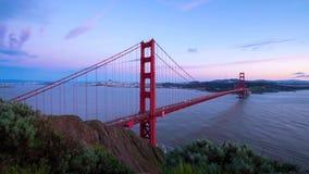 San Francisco City - Horizon van de stad van San Francisco stock afbeeldingen
