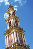 San Francisco in the city of Salta, Argentina Stock Image