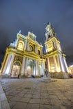 San Francisco in the city of Salta, Argentina royalty free stock photos