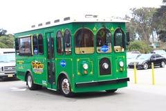 San Francisco City Tour Bus Imagenes de archivo