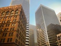 San Francisco Cityscape Stock Afbeelding