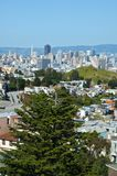 San Francisco cityscape Royalty Free Stock Photo