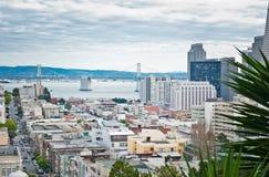 San Francisco Cityscape Stock Image