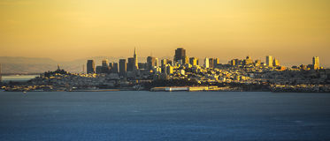 San Francisco Cityscape Stock Foto
