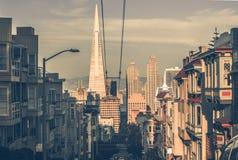 San Francisco Cityscape Fotografía de archivo
