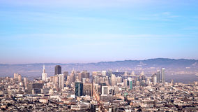 San Francisco Cityscape Royalty Free Stock Photos