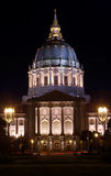 San Francisco. Civic Center stock photo