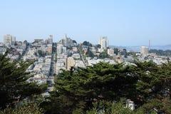 San Francisco classica Fotografie Stock Libere da Diritti