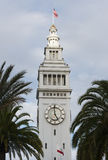 San Francisco Clock Tower Stock Image