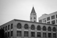 San Francisco Clocktower Royalty Free Stock Images